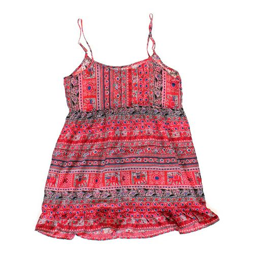 One Clothing Patterned Dress in size JR 3 at up to 95% Off - Swap.com