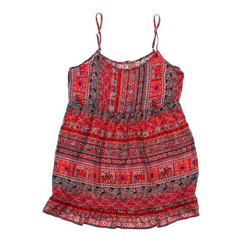 One Clothing Patterned Dress in size JR 5 at up to 95% Off - Swap.com