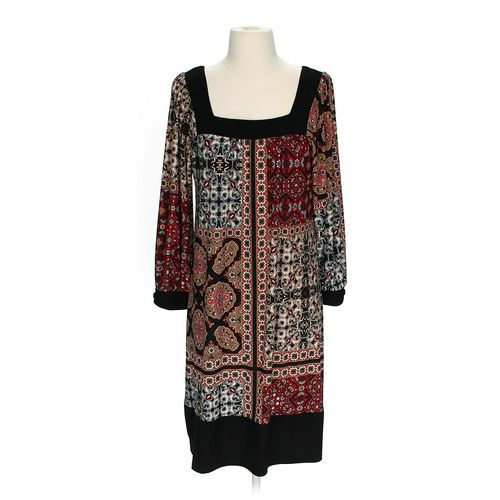 Tiana B. Patterned Dress in size S at up to 95% Off - Swap.com