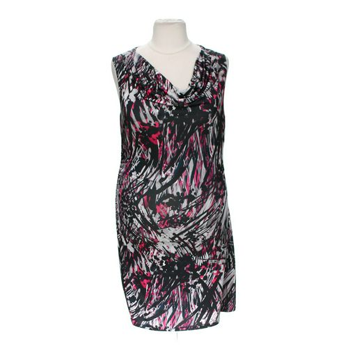 Triste Patterned Dress in size 2X at up to 95% Off - Swap.com