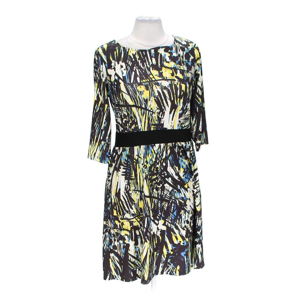 9c14b6ef9bb Triste Patterned Dress in size L at up to 95% Off - Swap.com