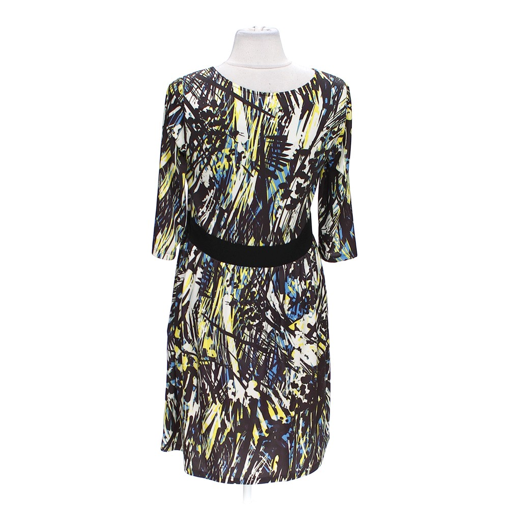 63977eae697 ... Triste Patterned Dress in size L at up to 95% Off - Swap.com