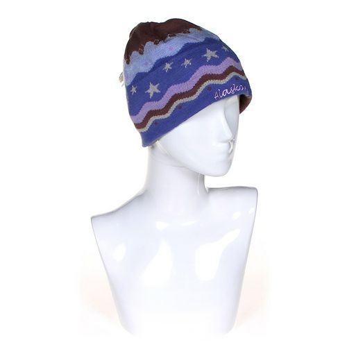 Arctic Circle Ent, Inc. Patterned Hat in size One Size at up to 95% Off - Swap.com