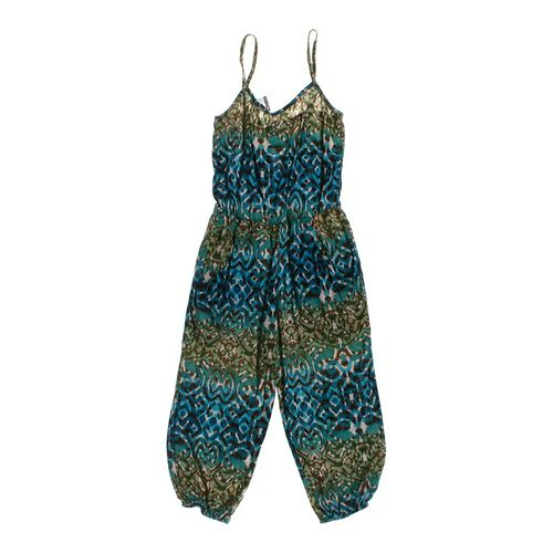 Body Central Patterned Jumpsuit in size S at up to 95% Off - Swap.com