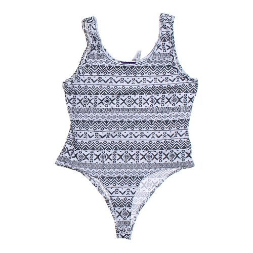 Hot Gal Patterned Leotard in size JR 13 at up to 95% Off - Swap.com
