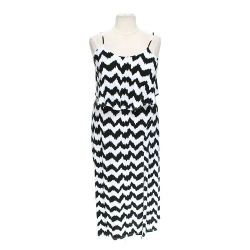Bongo Patterned Maxi Dress in size 1X at up to 95% Off - Swap.com