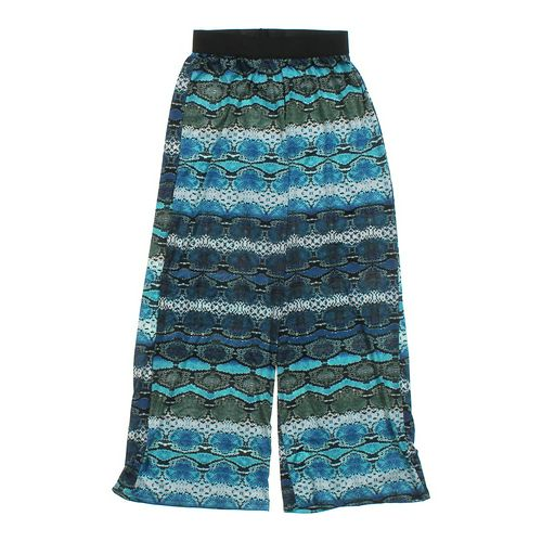 Hot Gal Patterned Pants in size JR 7 at up to 95% Off - Swap.com
