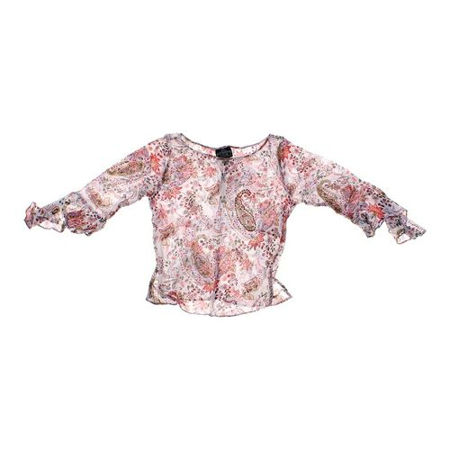 Angie Patterned Shirt in size JR 3 at up to 95% Off - Swap.com
