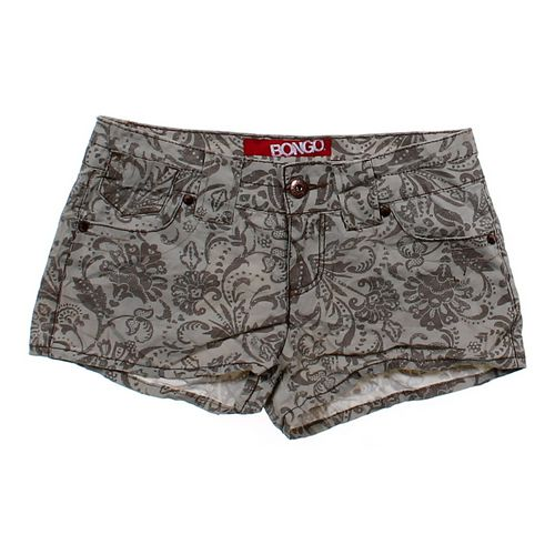 Bongo Patterned Shorts in size JR 3 at up to 95% Off - Swap.com