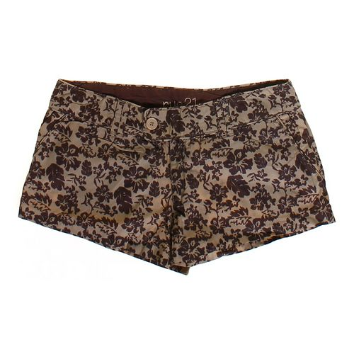 rue21 Patterned Shorts in size JR 3 at up to 95% Off - Swap.com