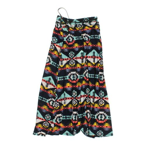 Say What? Patterned Skirt in size JR 7 at up to 95% Off - Swap.com
