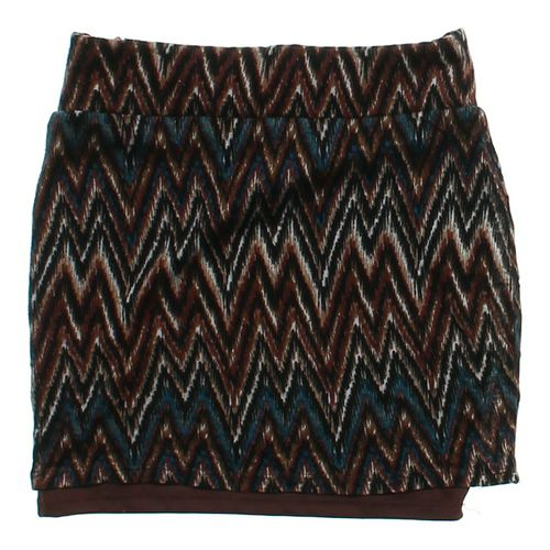 Toska Women's Apparel Patterned Skirt in size JR 7 at up to 95% Off - Swap.com