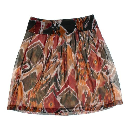 JPR Patterned Skirt in size 12 at up to 95% Off - Swap.com