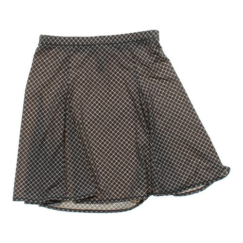 Max Studio Patterned Skirt in size M at up to 95% Off - Swap.com