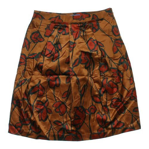 Simply Vera Patterned Skirt in size 4 at up to 95% Off - Swap.com