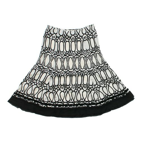 White House Black Market Patterned Skirt in size 0 at up to 95% Off - Swap.com