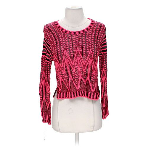 Body Central Patterned Sweater in size S at up to 95% Off - Swap.com