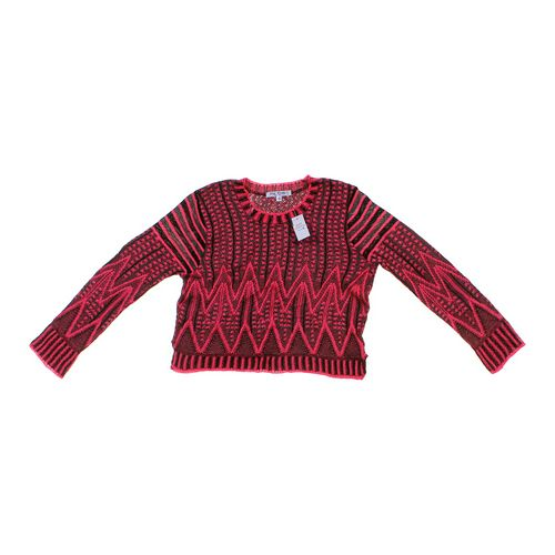 Say What? Patterned Sweater in size JR 13 at up to 95% Off - Swap.com