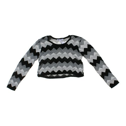 Say What? Patterned Sweater in size JR 15 at up to 95% Off - Swap.com