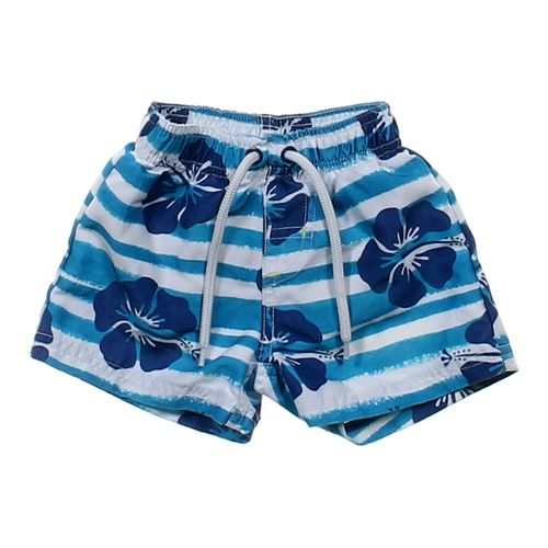 Gymboree Patterned Swim Trunks in size 6 mo at up to 95% Off - Swap.com