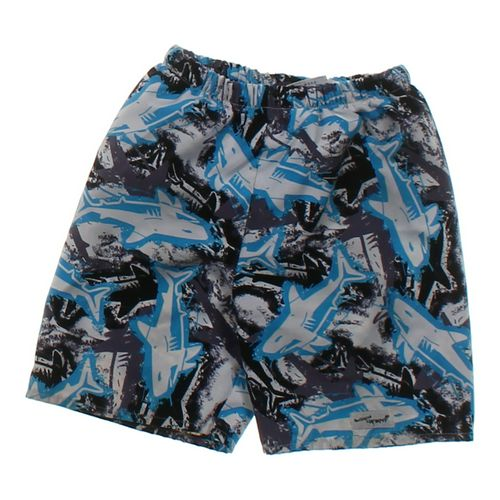 The Original Flap Happy Patterned Swim Trunks in size 4/4T at up to 95% Off - Swap.com