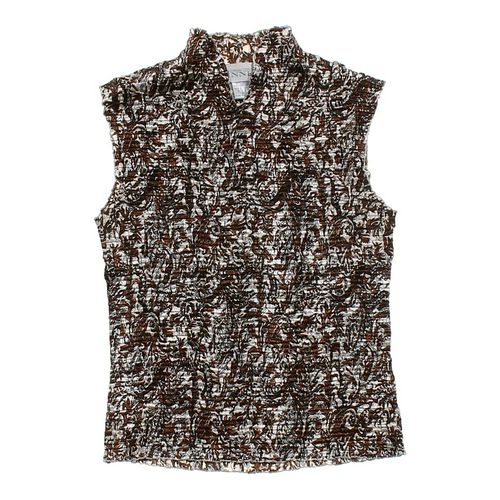 Casual Corner Annex Patterned Tank Top in size M at up to 95% Off - Swap.com