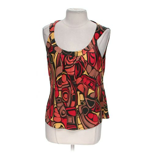 Cupio Patterned Tank Top in size M at up to 95% Off - Swap.com