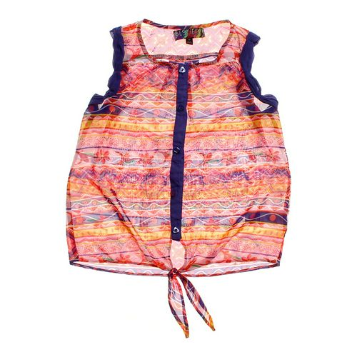 Besties Patterned Tank Top in size 7 at up to 95% Off - Swap.com
