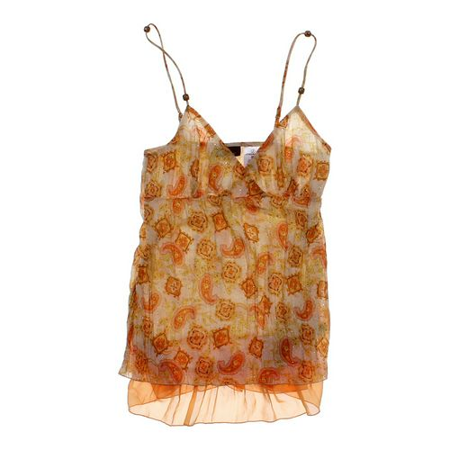 Jordache Patterned Tank Top in size JR 3 at up to 95% Off - Swap.com