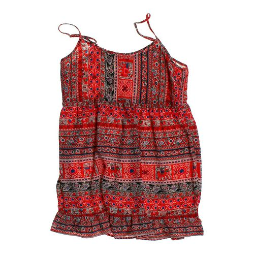 One Clothing Patterned Tank Top in size JR 3 at up to 95% Off - Swap.com