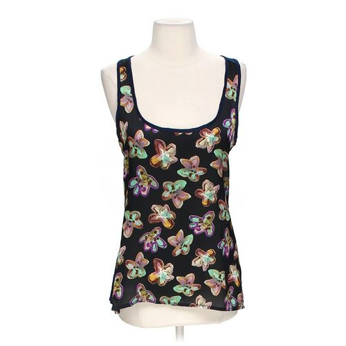 H.I.P. Patterned Tank Top in size S at up to 95% Off - Swap.com