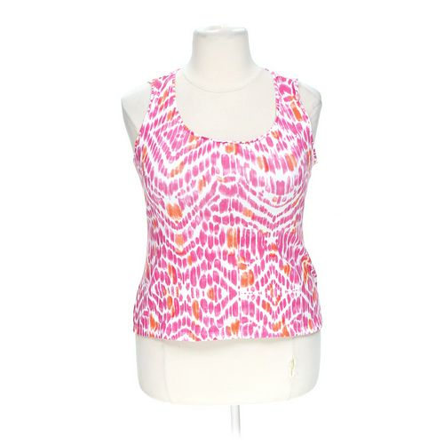 Planet Motherhood Patterned Tank Top in size 2X at up to 95% Off - Swap.com