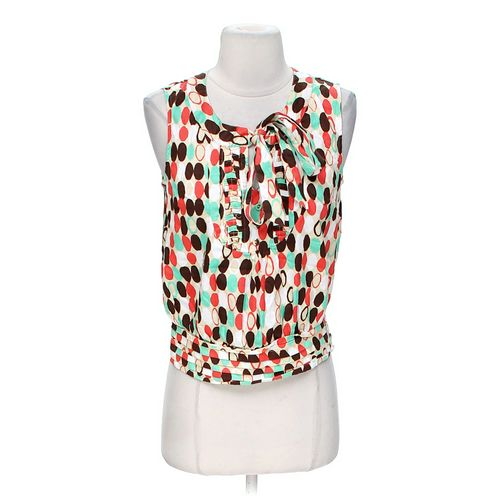 XOXO Patterned Tank Top in size S at up to 95% Off - Swap.com