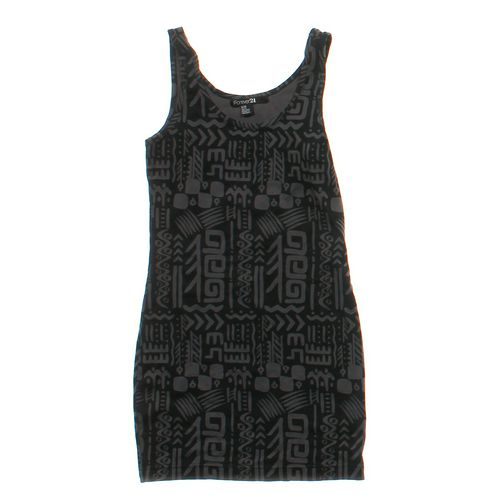 Forever 21 Patterned Tunic in size JR 7 at up to 95% Off - Swap.com
