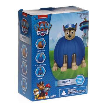 Paw Patrol Pumpkin Decorating Kit Chase for Sale on Swap.com