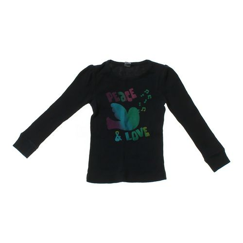 """Old Navy """"Peace & Love"""" Thermal Shirt in size 6 at up to 95% Off - Swap.com"""
