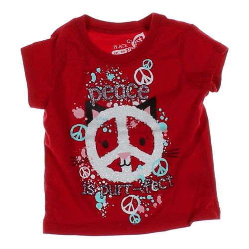 The Children's Place Peace Shirt in size 6 mo at up to 95% Off - Swap.com