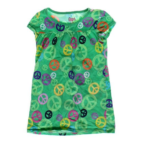 Circo Peace Sign T-shirt in size 7 at up to 95% Off - Swap.com