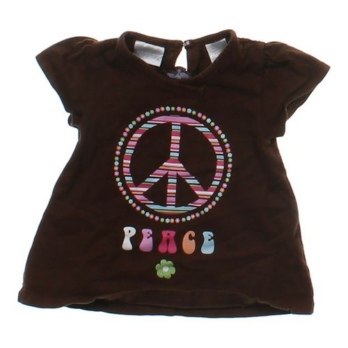 "Miniwear ""Peace"" Tee in size 12 mo at up to 95% Off - Swap.com"