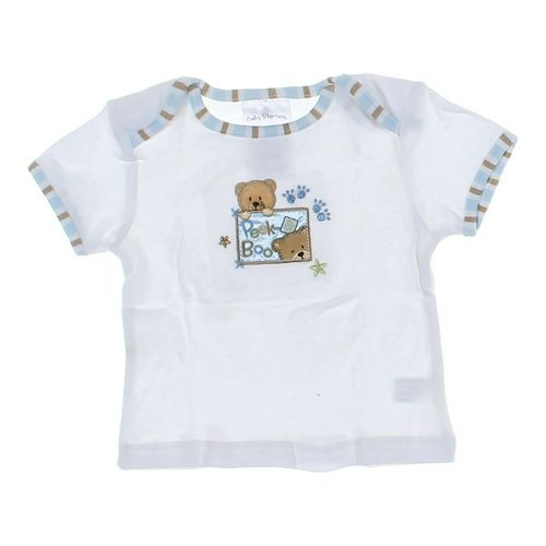 """Baby Starters """"Peek-A-Boo""""Shirt in size NB at up to 95% Off - Swap.com"""