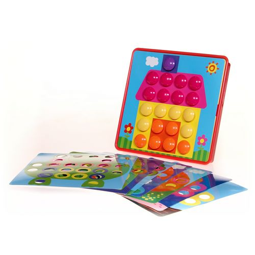 Peg Button Puzzle at up to 95% Off - Swap.com