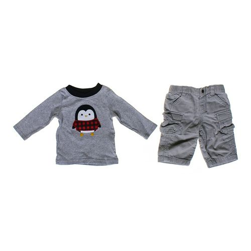 Child of Mine Penguin Outfit in size 3 mo at up to 95% Off - Swap.com