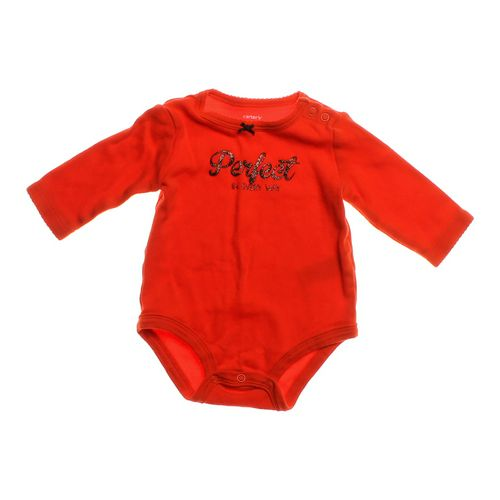 "Carter's ""Perfect In Every Way "" Bodysuit in size 3 mo at up to 95% Off - Swap.com"