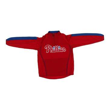 """""""Phillies"""" Pullover Jacket for Sale on Swap.com"""