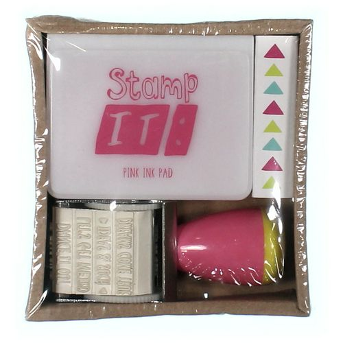 Phrase Stamp Ink Pad Set at up to 95% Off - Swap.com