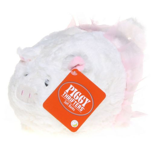 Animal Adventures Piggy Thrifters Soft Banks at up to 95% Off - Swap.com