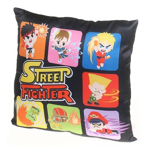 Street Fighter Pillow at up to 95% Off - Swap.com
