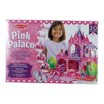 Pink Palace Puzzle for Sale on Swap.com