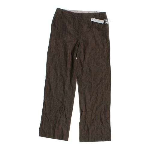 Willi Smith Pinstripe Casual Pants in size 10 at up to 95% Off - Swap.com