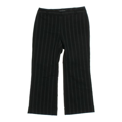 I⋅N⋅C International Concepts Pinstripe Dress Pants in size 4 at up to 95% Off - Swap.com
